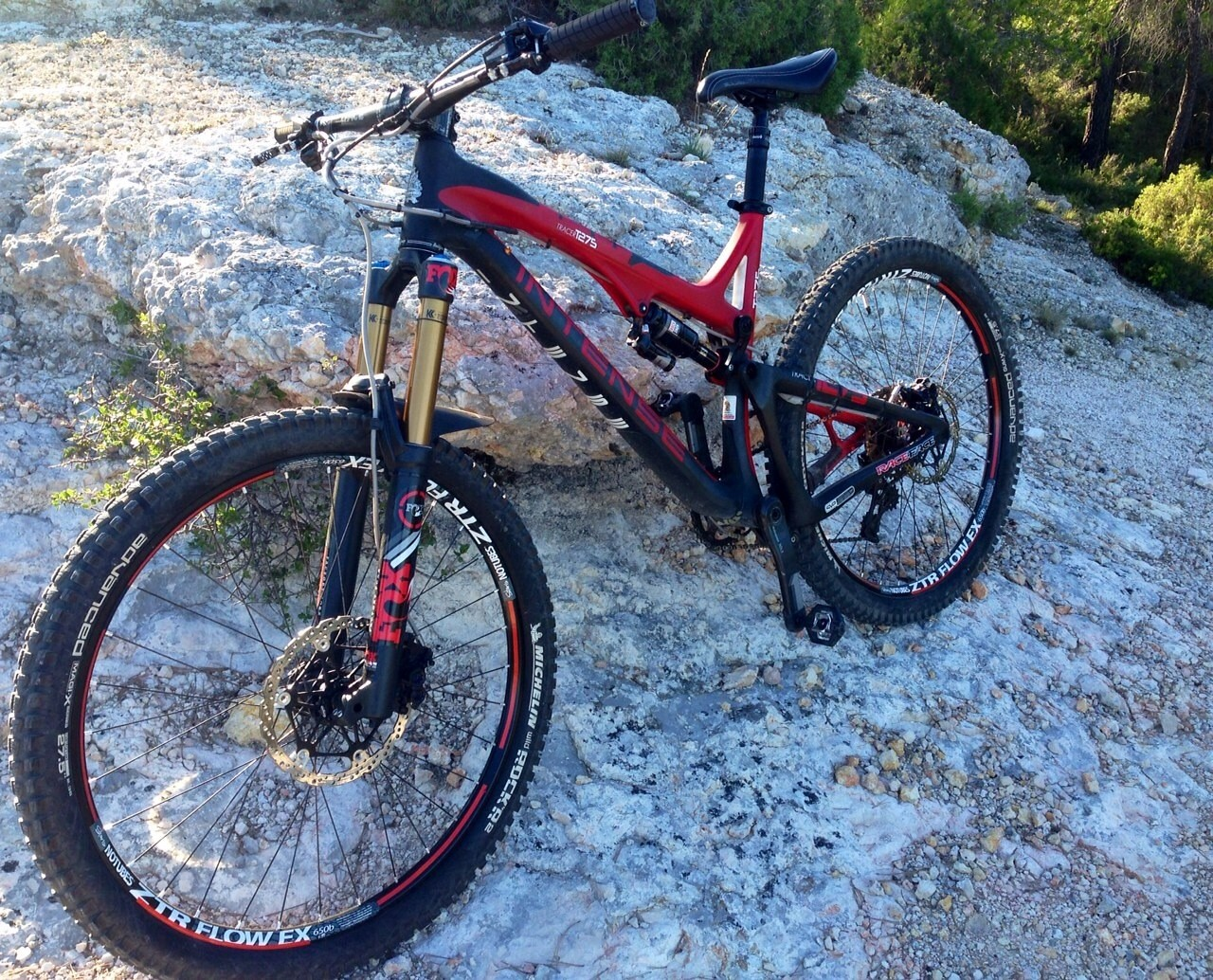 Intense TRACER T275 carbon 2015