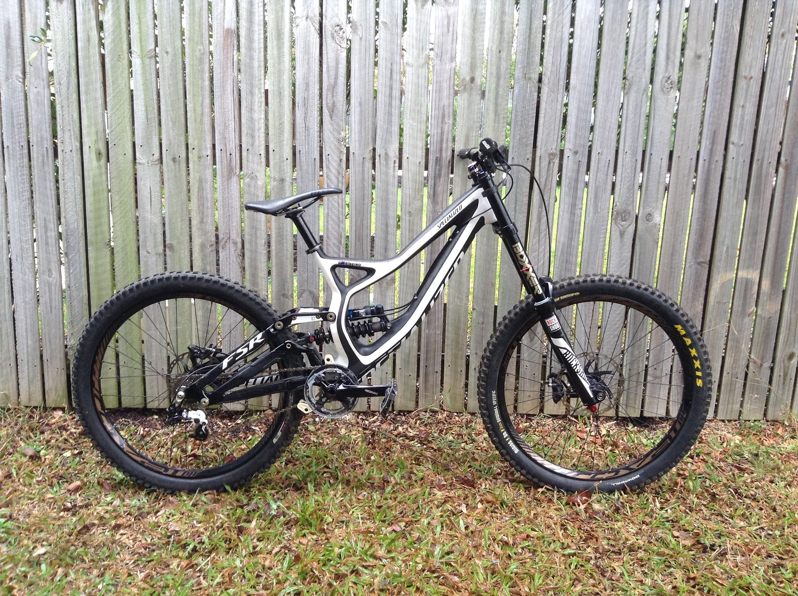 2013 Specialized Carbon Demo