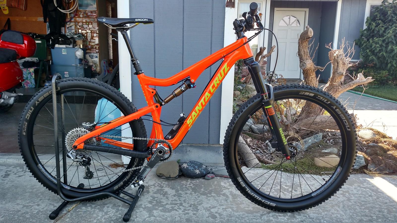 Santa Cruz 5010cc