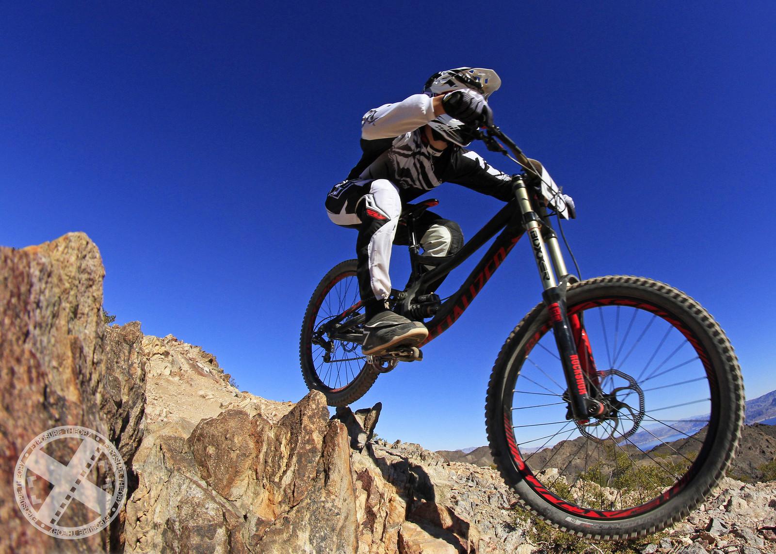 Bootleg 3 t2013 Nevada State DH Race @ Bootleg Canyon. - projekt roam - Mountain Biking Pictures - Vital MTB