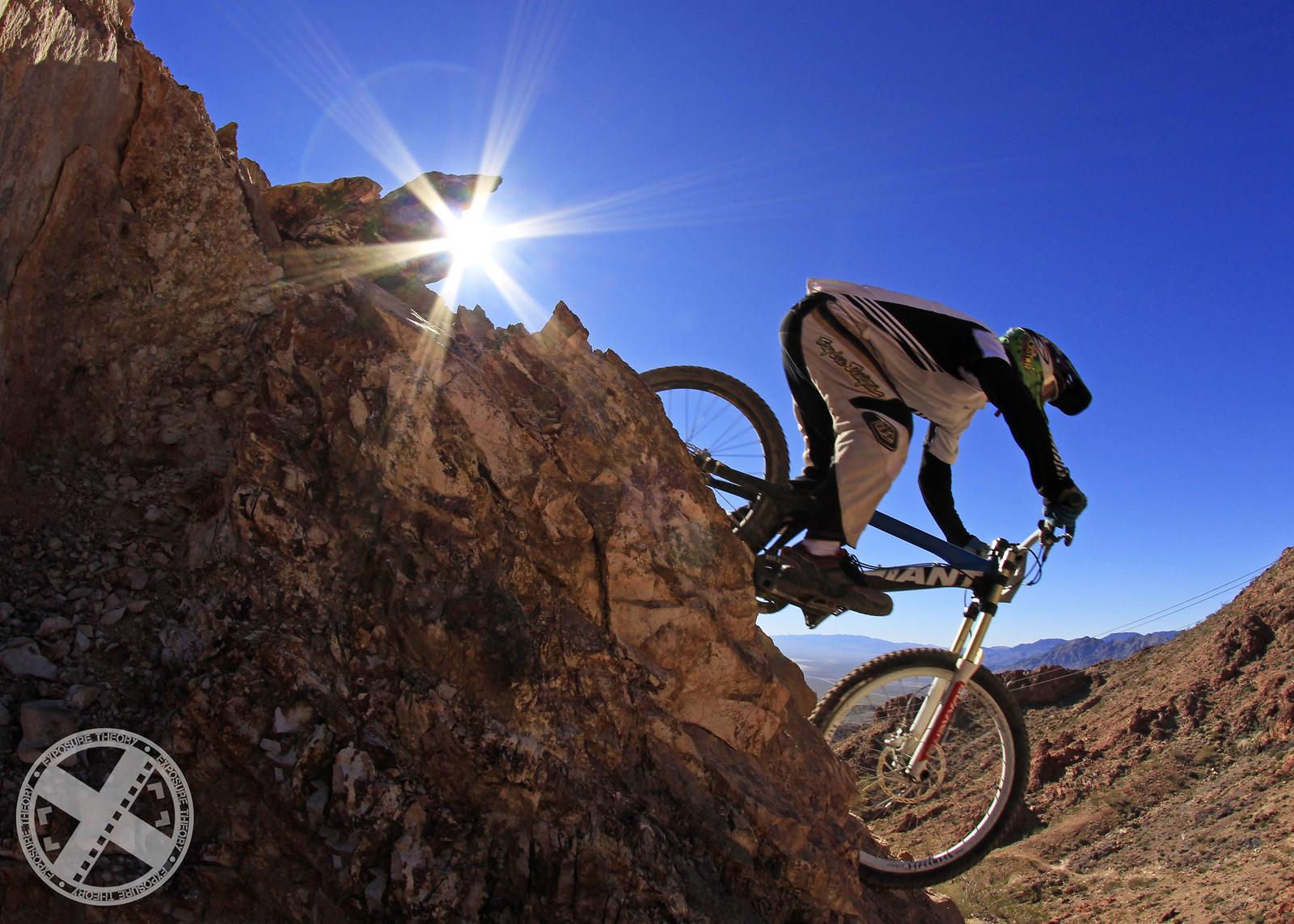 2013 Nevada State DH Race @ Bootleg Canyon. - projekt roam - Mountain Biking Pictures - Vital MTB