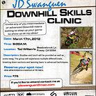 J.D. Swanguen DH Skills Clinic