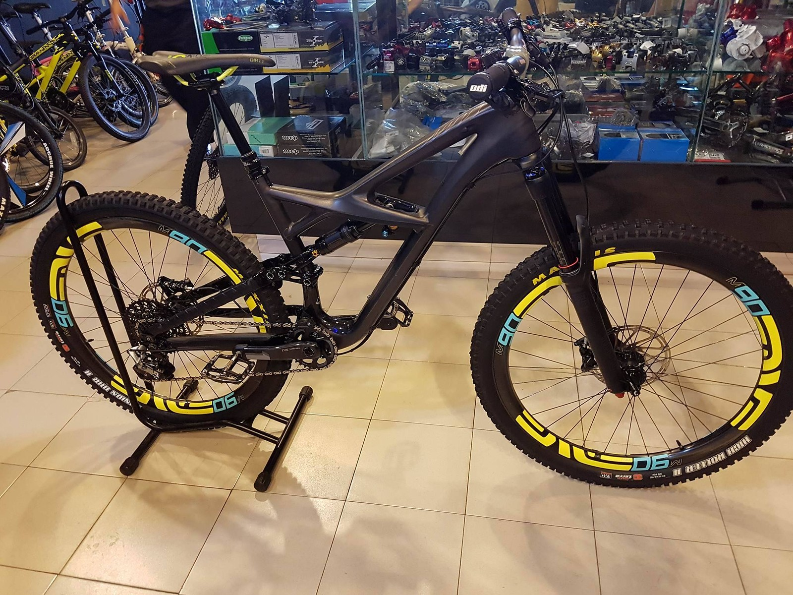 Specialized SWORKS Enduro 650B 2016