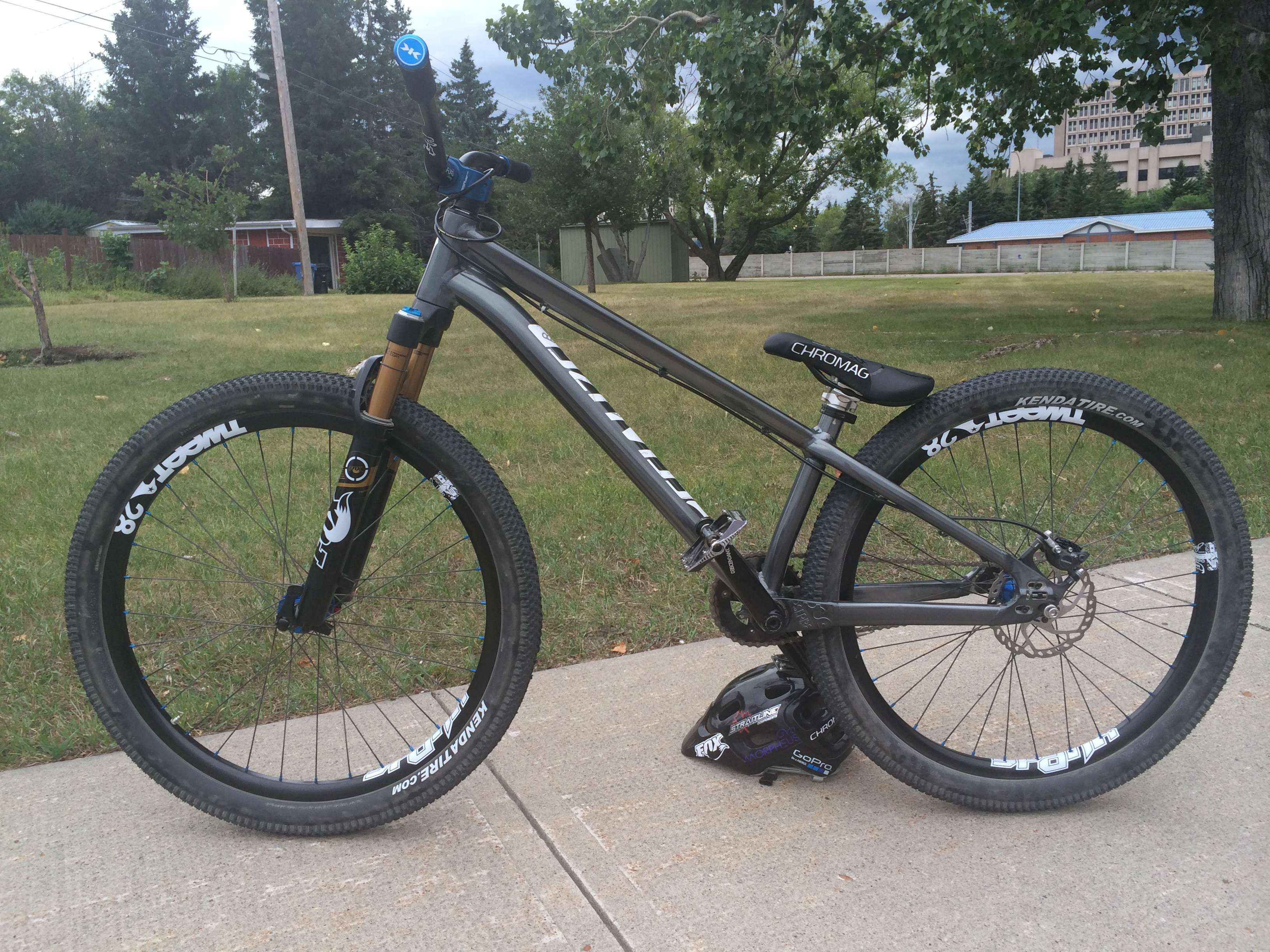 2014 Specialized P3 - trevorprinz's Bike Check - Vital MTB