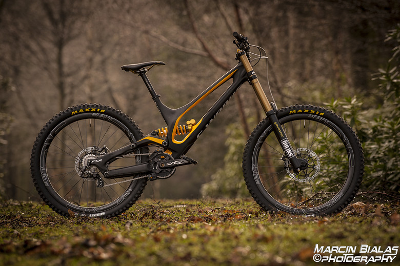 Gary's North SPECIALIZED DEMO CARBON 650B