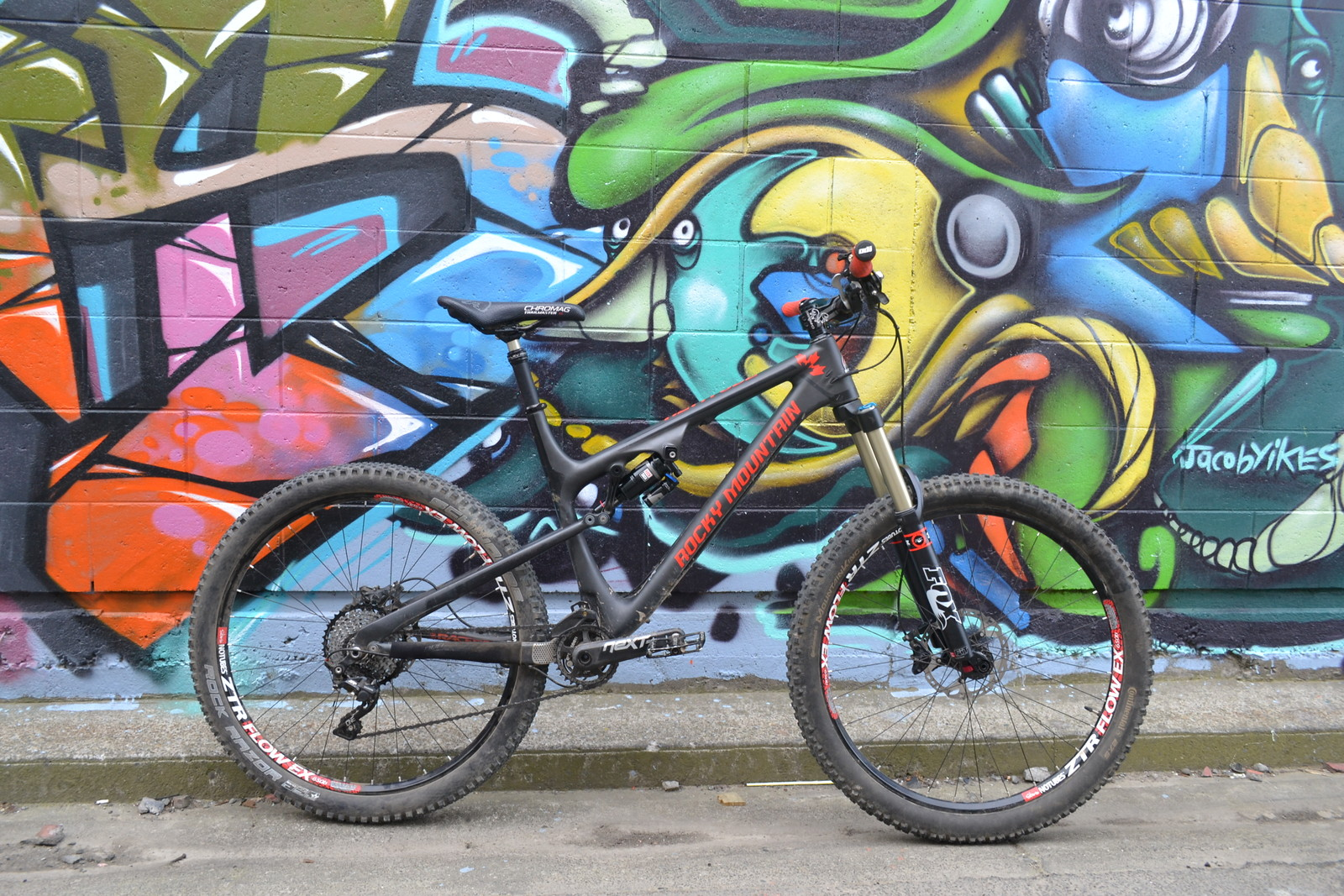 2014 Rocky Mountain Altitude 770MSL with 1x10 Setup.