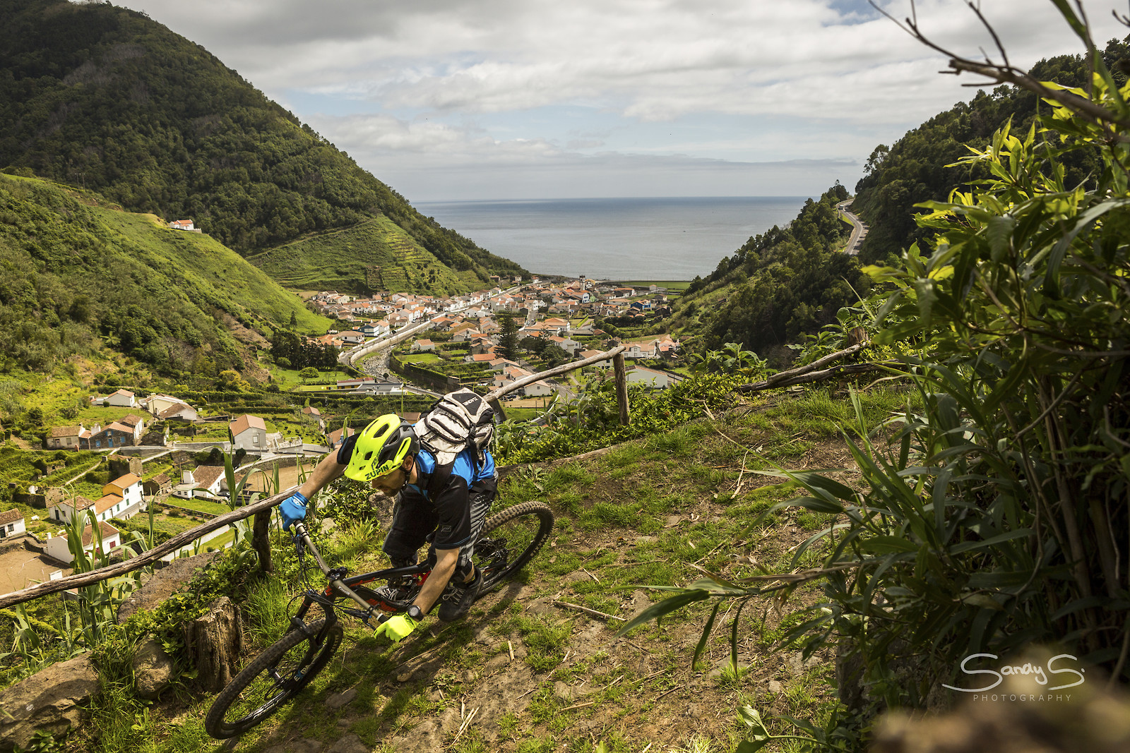 AZORES/Faial da terra - Europe's best kept secret - SandyS - Mountain Biking Pictures - Vital MTB