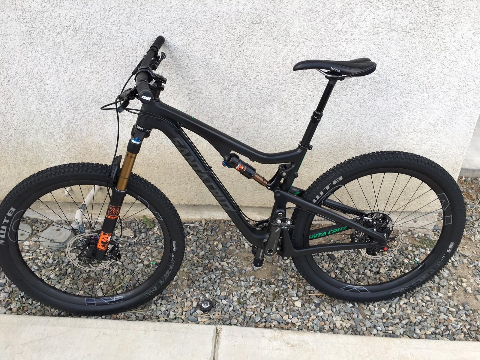 2014 Santa Cruz 5010
