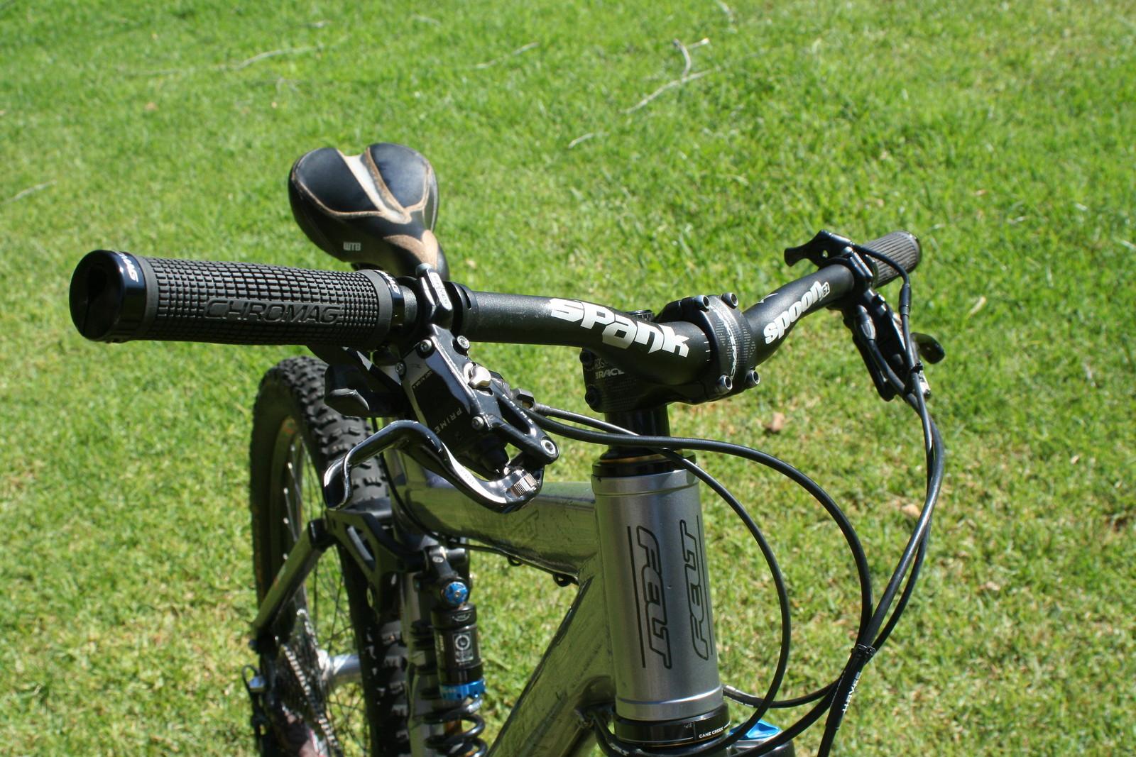 2008 Felt Redemption Redemption08 S Bike Check Vital Mtb