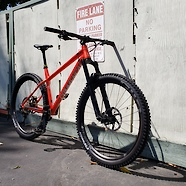 Commencal Meta AM HT Custom Build
