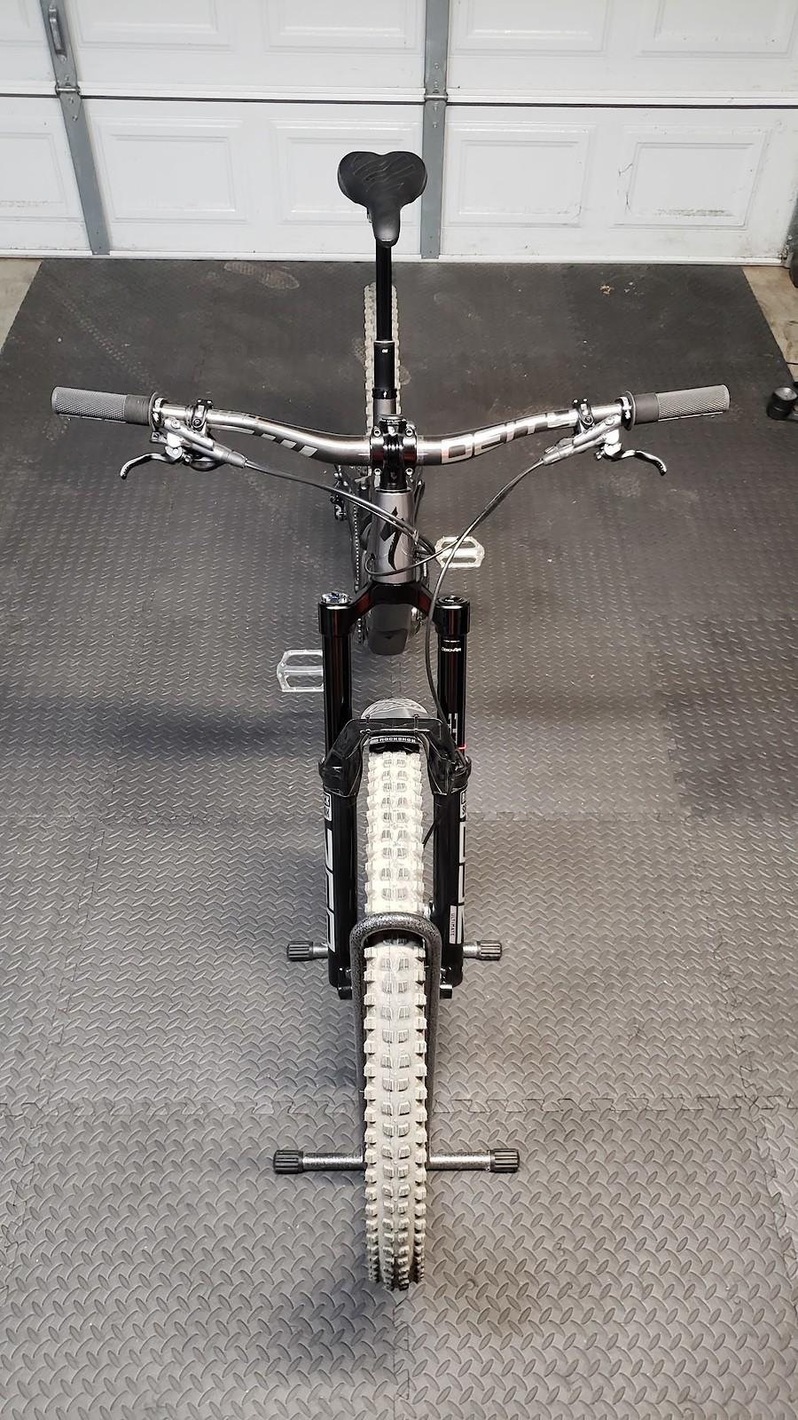2020 Specialized Enduro - Zeb, Push, Custom