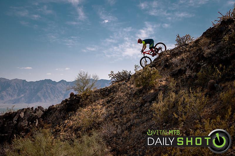 Desert Steeps - @rjc_mtb - Mountain Biking Pictures - Vital MTB