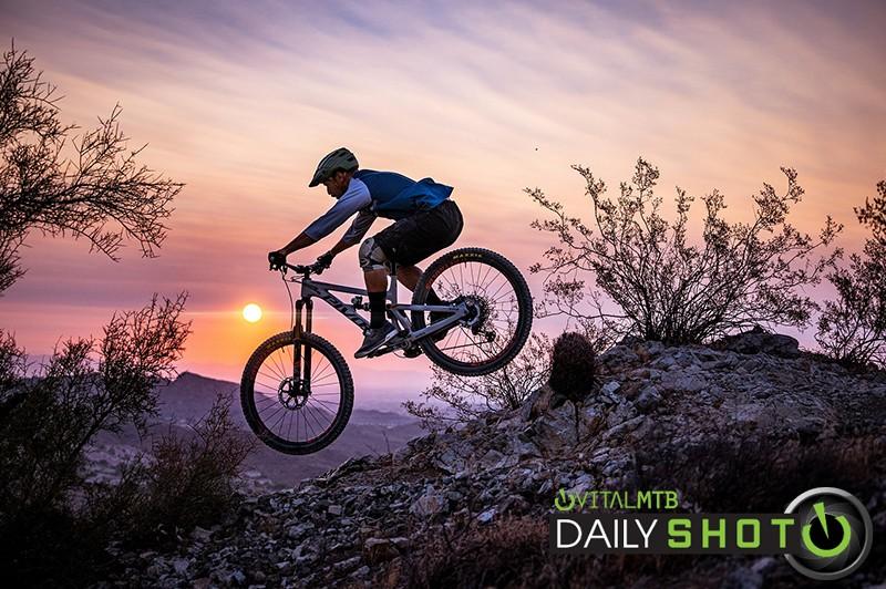 Early Bird Gets The Worm - @rjc_mtb - Mountain Biking Pictures - Vital MTB