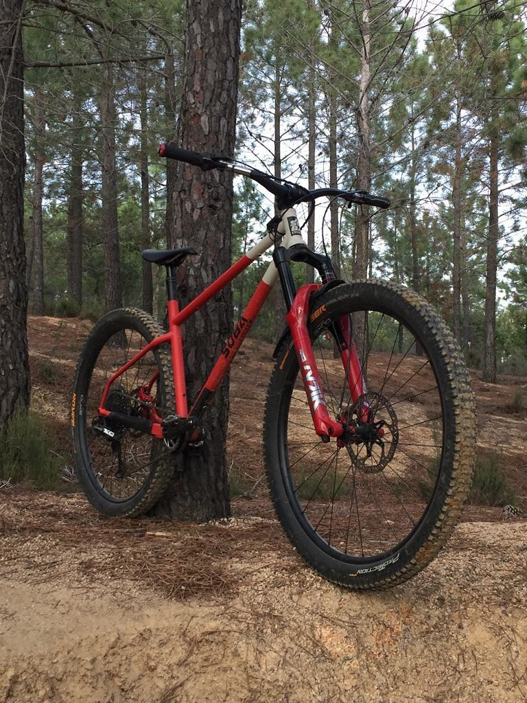SUBA Cycles HT150