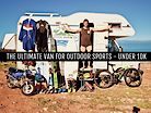 1: Ultimate van for outdoor sports