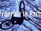 Freeride in Paris with Evil Wreckoning - Eliot Rouvidant