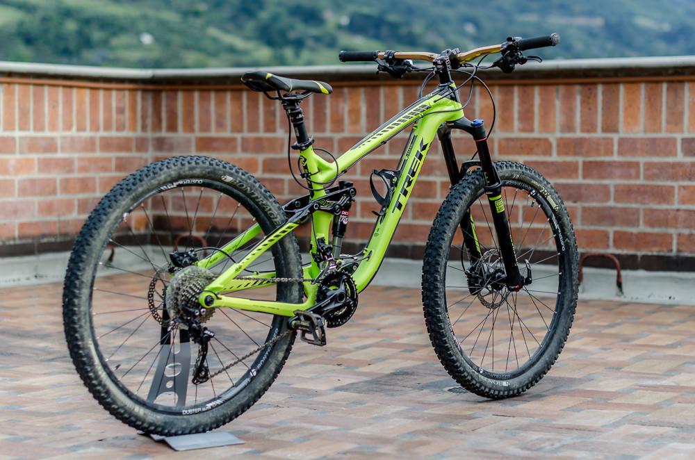 2a8447d3b8a 2015 Trek Remedy 7 27.5 - ams's Bike Check - Vital MTB