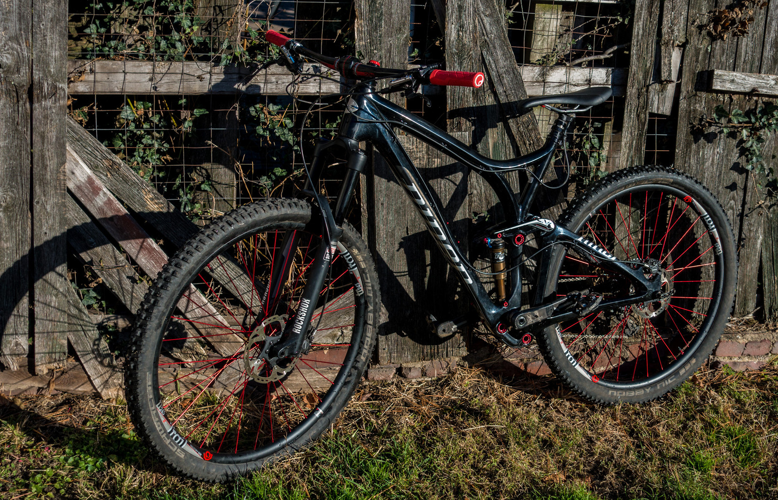 Black and Red RIP 9 RDO
