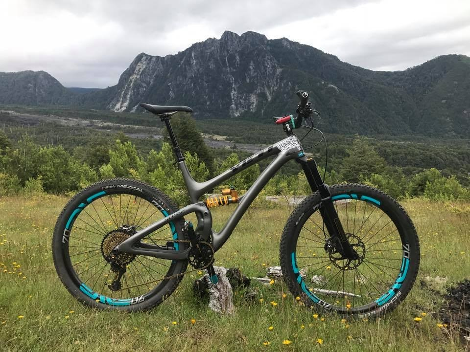 2017 Yeti Cycles International Tribe Gathering in Chile