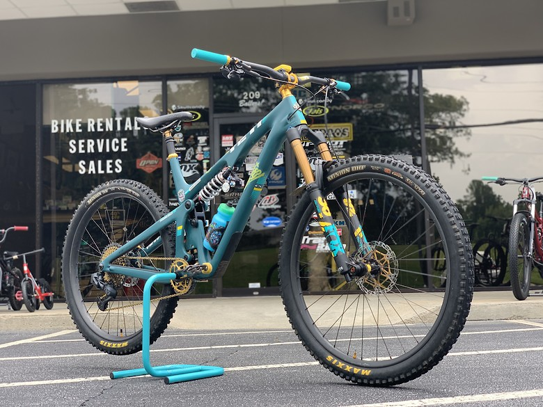 Yeti LR SB-130 - Grand Royal Edition - Fresh Bike Service