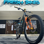 Mullet Heckler - Fresh Bikes Gravity