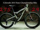 Foes Mixed Wheel 275-29-Best of Both Wheels!