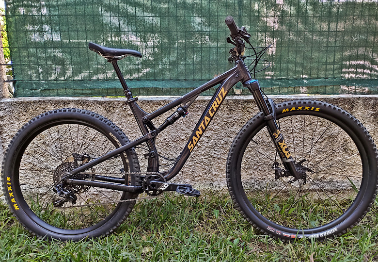Santa Cruz Tallboy Custom