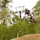 Greg Minnaar at the Triple DHip