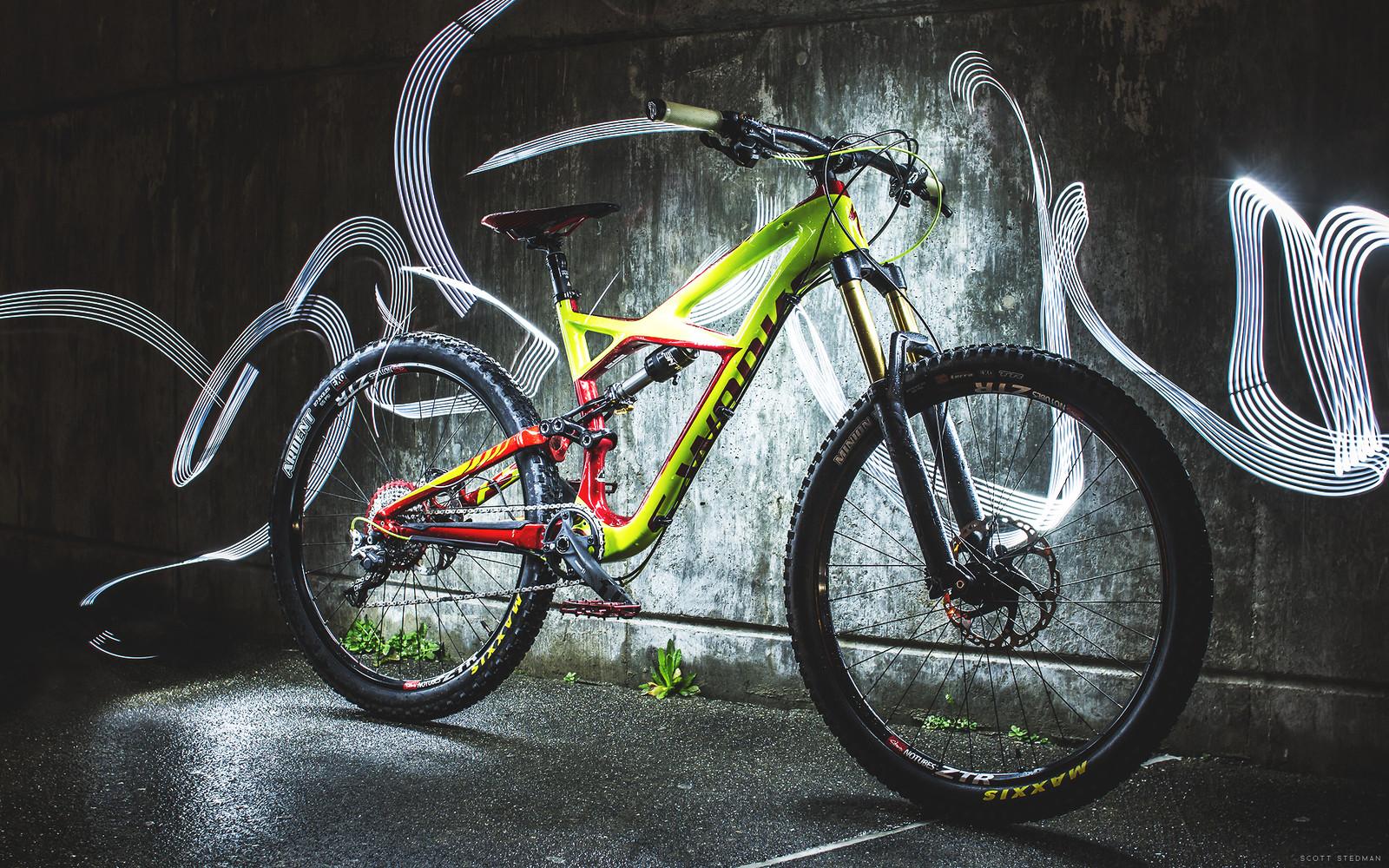 S Works Enduro 650b Custom Build Scottstedman S Bike