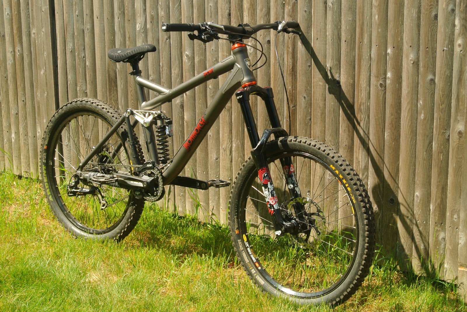 Iron Horse 7 Point - BikeEveryDay\'s Bike Check - Vital MTB