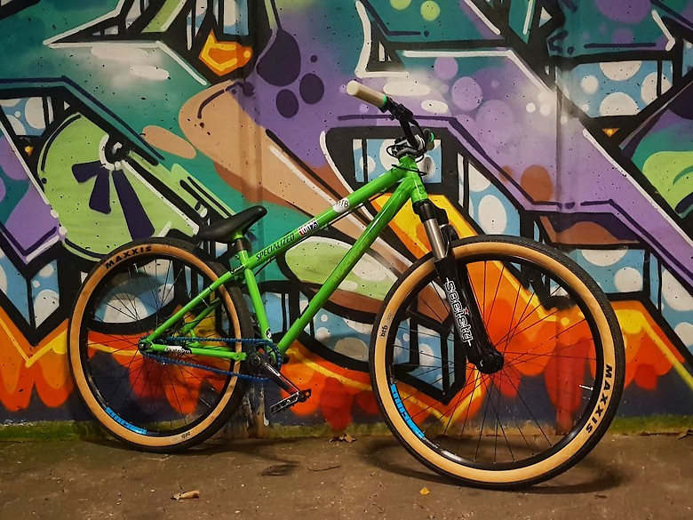 Specialized P1 - (not in my stable anymore)