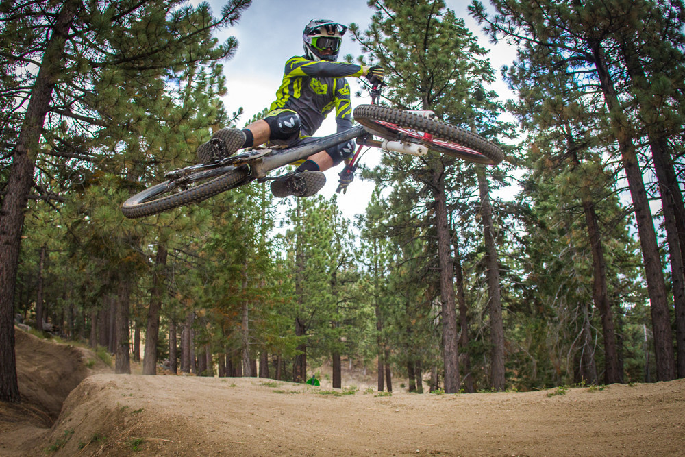 Mike Daniels  - MikeDaniels - Mountain Biking Pictures - Vital MTB