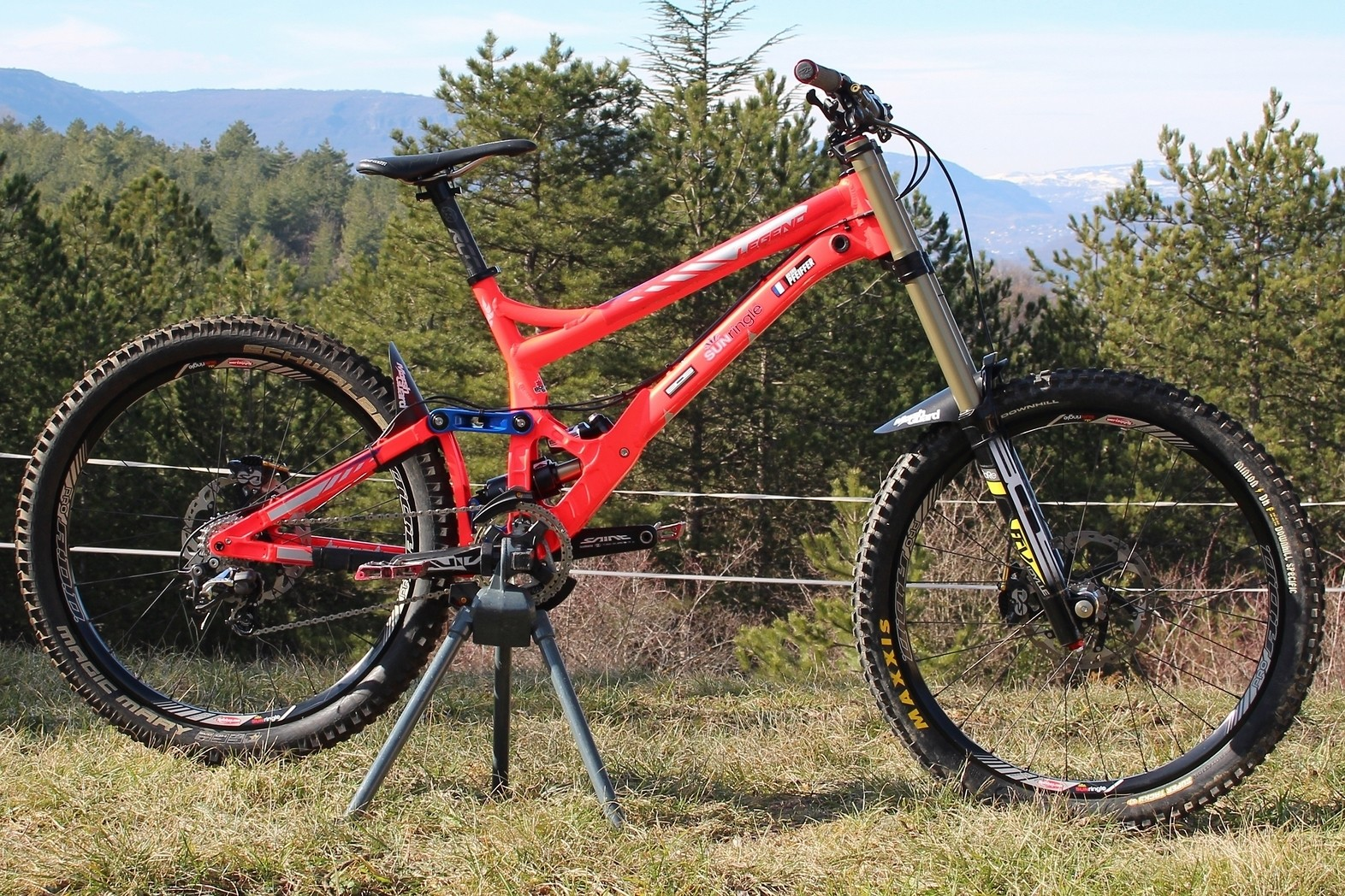 Banshee Legend XL 2015