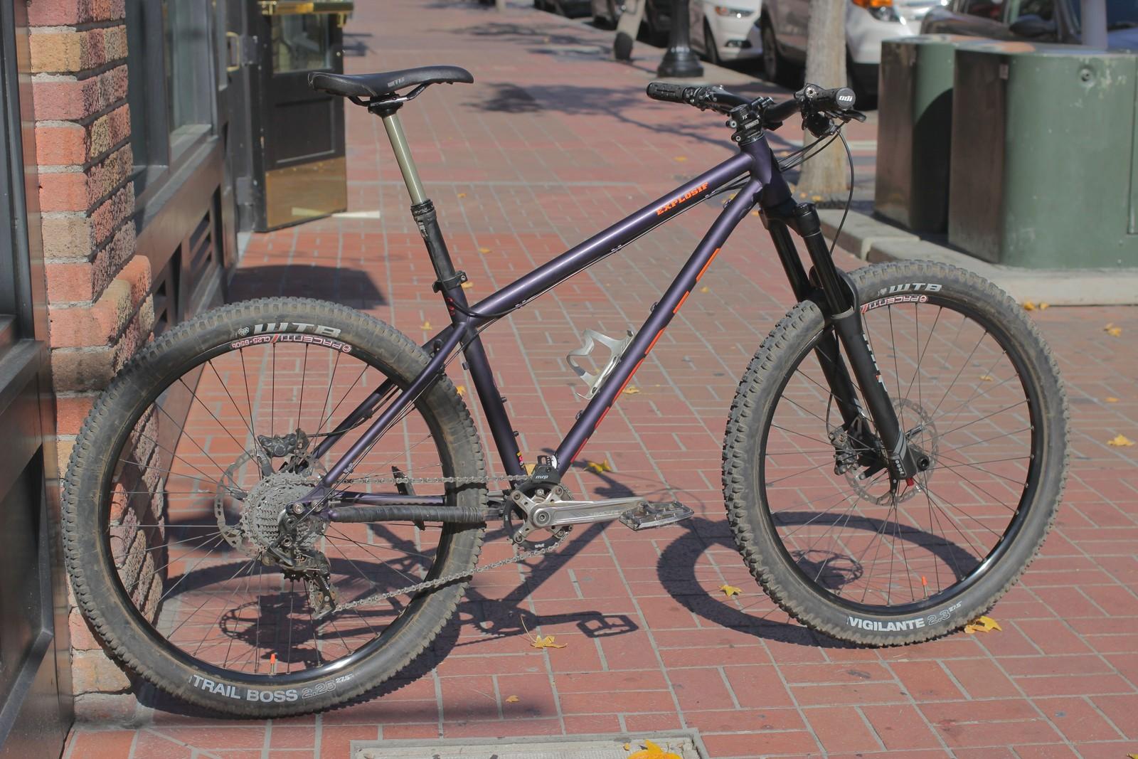 2016 Kona Explosif - buggyr333\'s Bike Check - Vital MTB