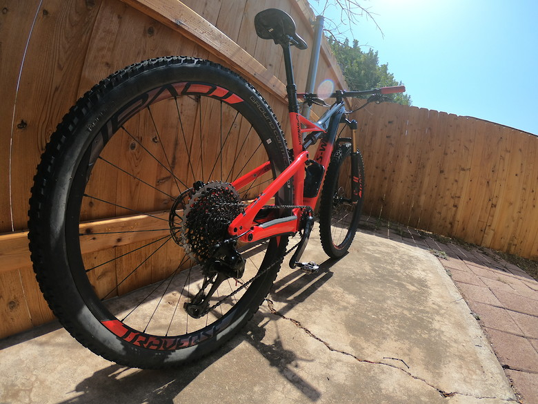 S-Works Camber