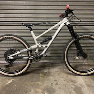 Upgraded Commencal Clash Origin 2020