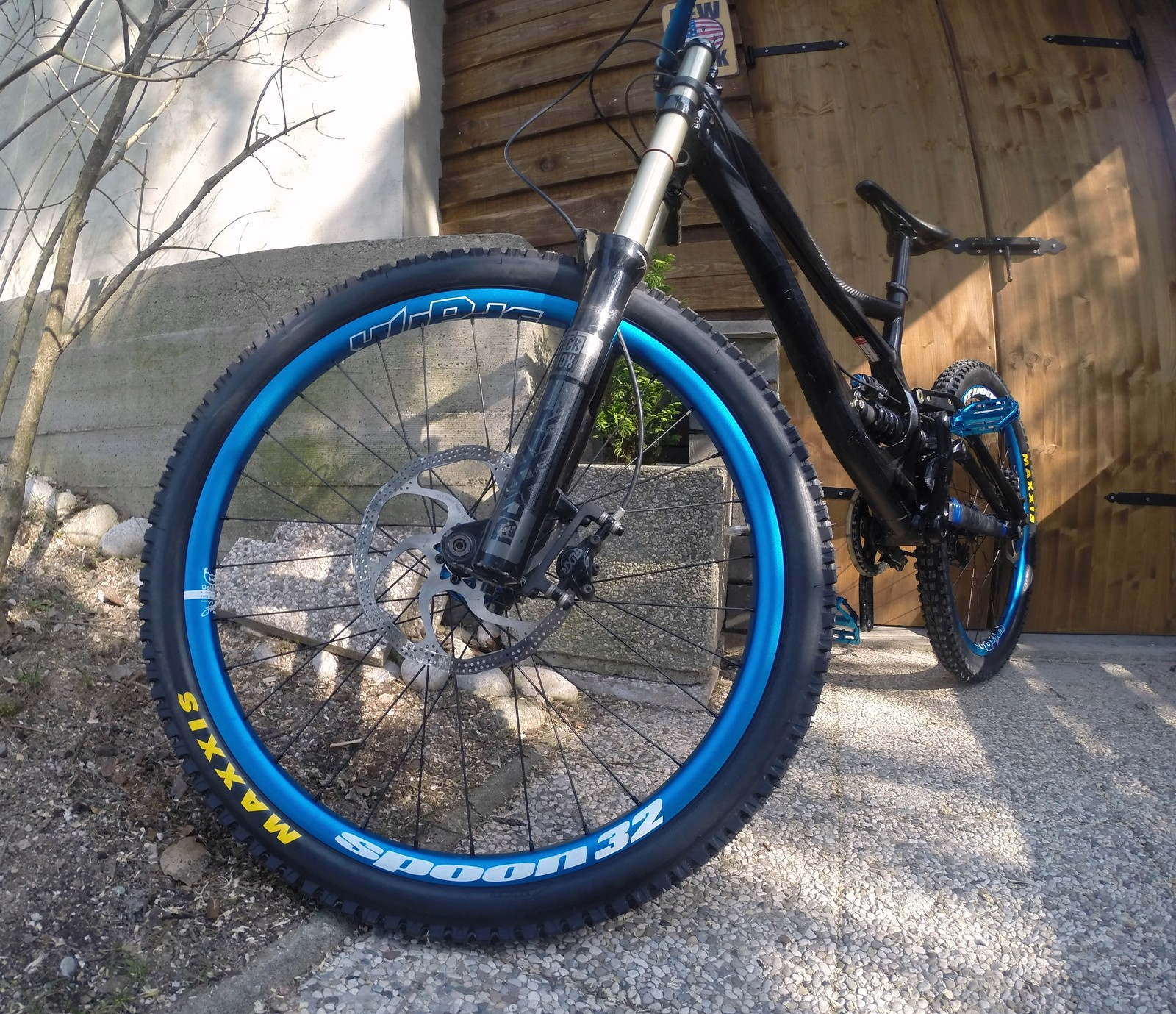 products Spank bike