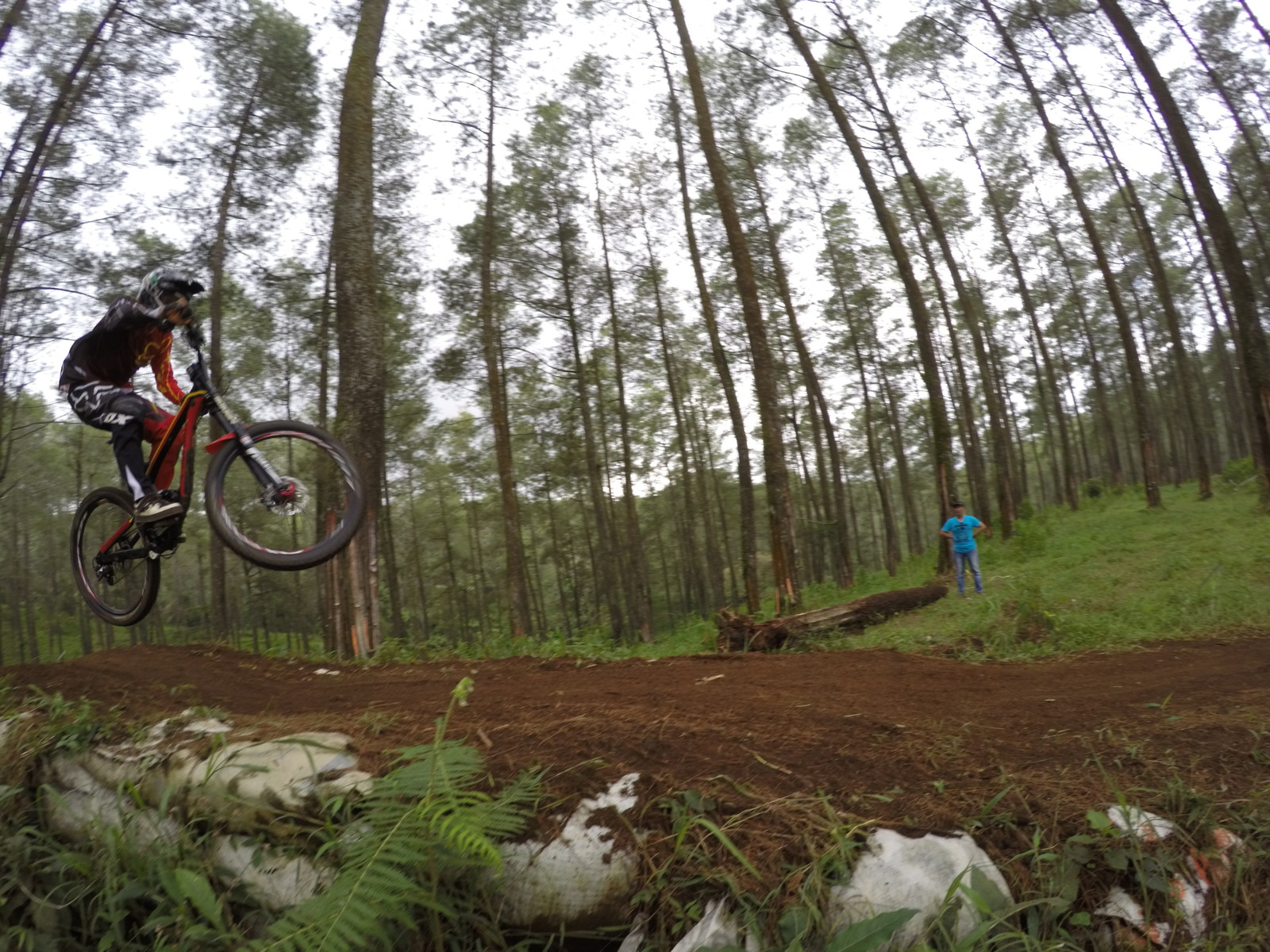 50 Years Old and still ripping - anggahp - Mountain Biking Pictures - Vital MTB