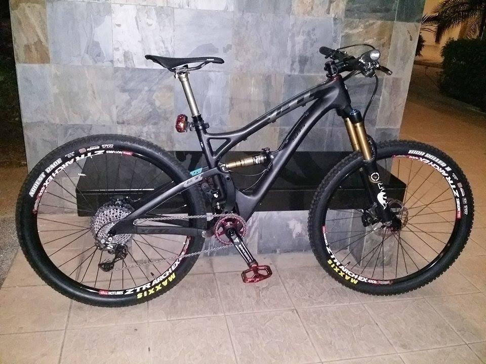 Yeti SB5c Custom