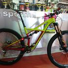 2015 S-works Enduro 29er