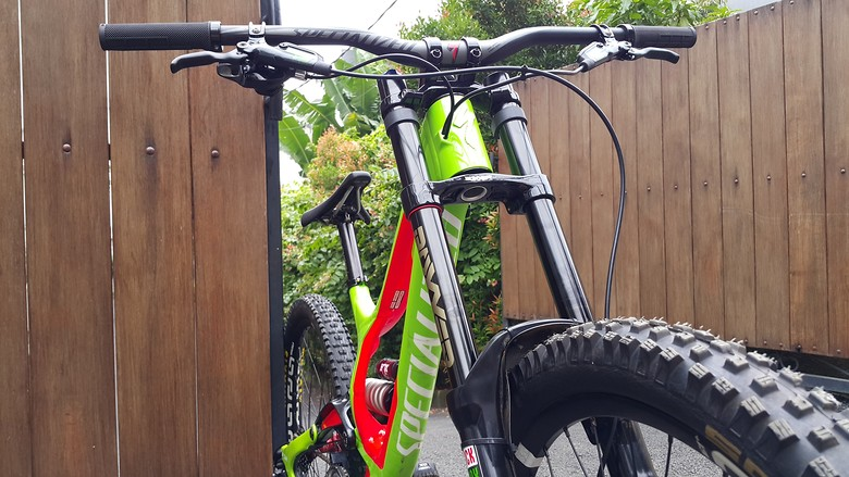 SPECIALIZED DEMO 8i ALLOY