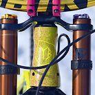 NS Bikes Fuzz -  custom painted
