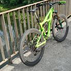 Ibis Mojo HD3 Green Machine