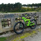 Ibis Mojo HD3+ Green Machine Boost