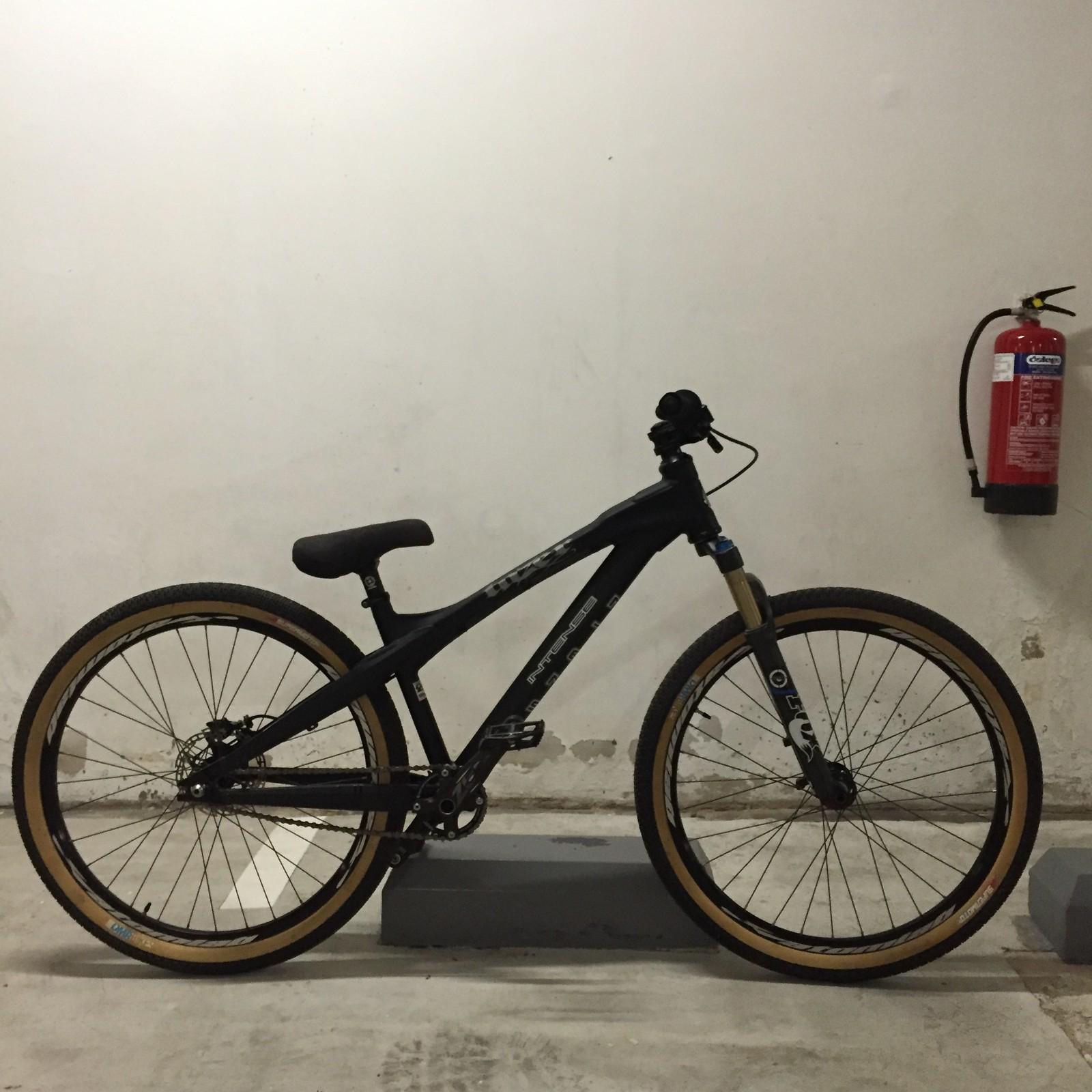 The mid life crisis bike