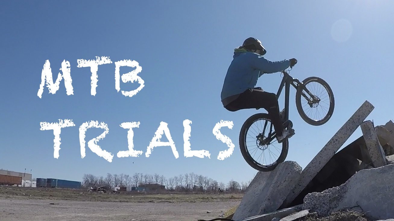 How near, How far - MTB Trials