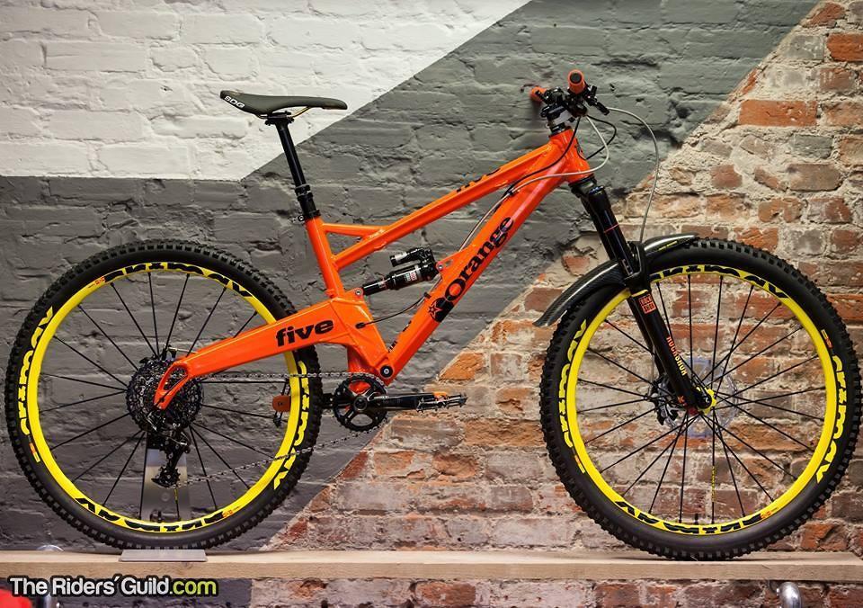 Orange Orange Five Mk2