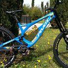 Pivot Phoenix Carbon full Öhlins X1 Racing