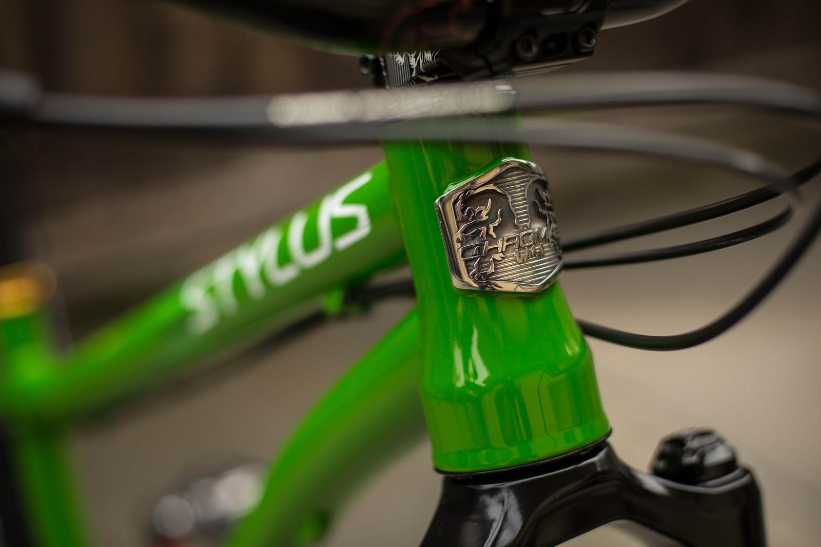 2014 Chromag Stylus Dvl S Bike Check Vital Mtb