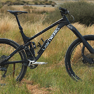 Craftworks ENR, high pivot enduro bike from down under